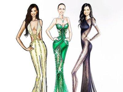 Irina Shayk escoge sus tres looks preferidos de 2015