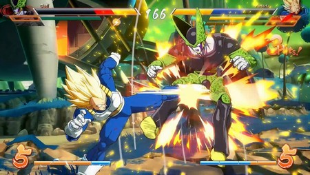 Dragon Ball Fighterz Pc Playstation 4 X