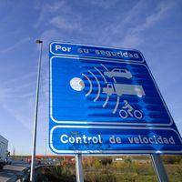 El nuevo radar de tramo de la A-5 en Madrid está en plena forma: 333 multas al día en dos meses