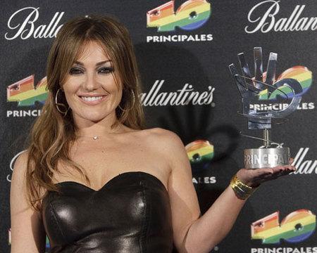 """¿Amaia Montero estaba """"perjudicada"""" en los premios 40 Principales o es que es así ella?"""