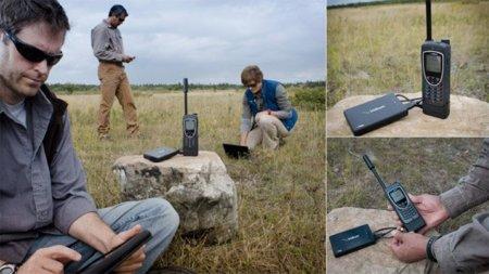 La compañía Iridium ofrecerá WiFi en todos los rincones del planeta