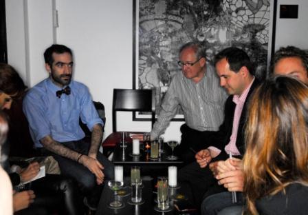 Tony Conigliaro y el 69 Colebrooke Row, un bar con encanto. Visto por Embelezzia en Londres