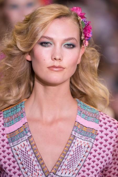 He aquí las primeras tendencias de maquillaje y peluquería de la Semana de la Moda de Nueva York