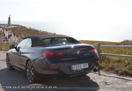 BMW Serie 6 Cabrio Roadtrip 5
