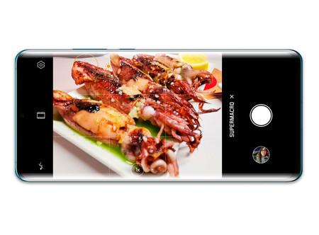 Huawei P30 Pro Int Camara Supermacro