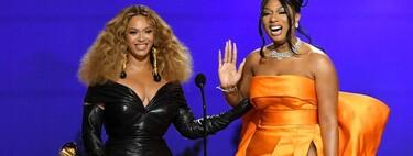 Beyoncé se convierte en la más sensual de los Premios Grammy 2021 con un espectacular diseño de Schiaparelli