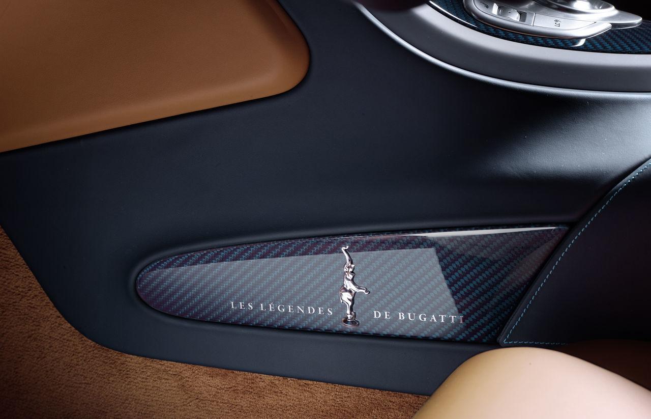 Foto de Bugatti Veyron Meo Constantini (17/24)