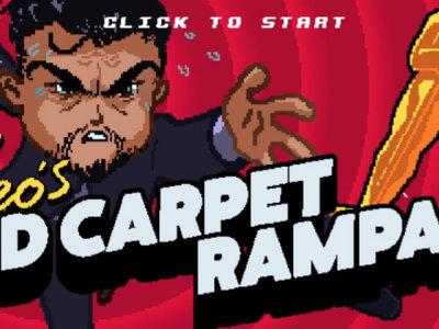 DiCaprio y su ansiado Oscar: el sencillo y adictivo juego que arrasa en Internet
