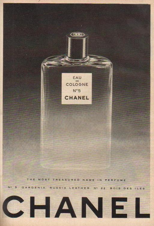 Foto de Chanel No. 5 - publicidad del 30 al 60 (11/61)