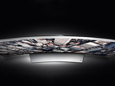 Mientras LG y Sony pasan de la curvatura, Samsung no se da por vencida y prepara un arsenal de televisores