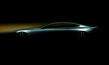 El BMW Serie 8 Gran Coupe nos confirma que estará en Ginebra con este primer teaser