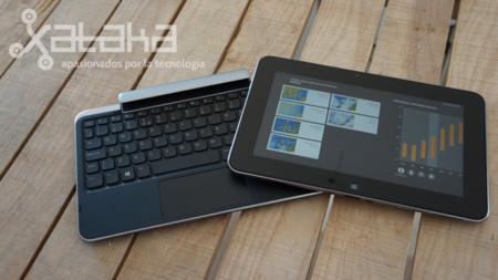 Dell XPS 10 análisis en Xataka dos juntos