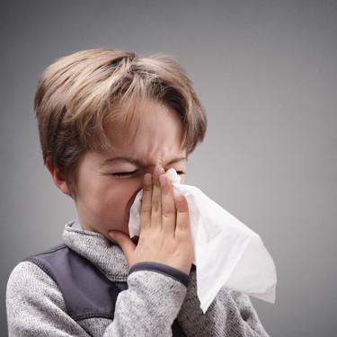 Taparse la nariz y la boca al estornudar no sería suficiente para evitar el contagio de la gripe