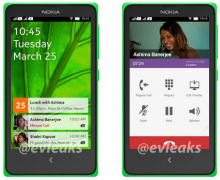 Normandy: así sería la interfaz de Android en los terminales Nokia