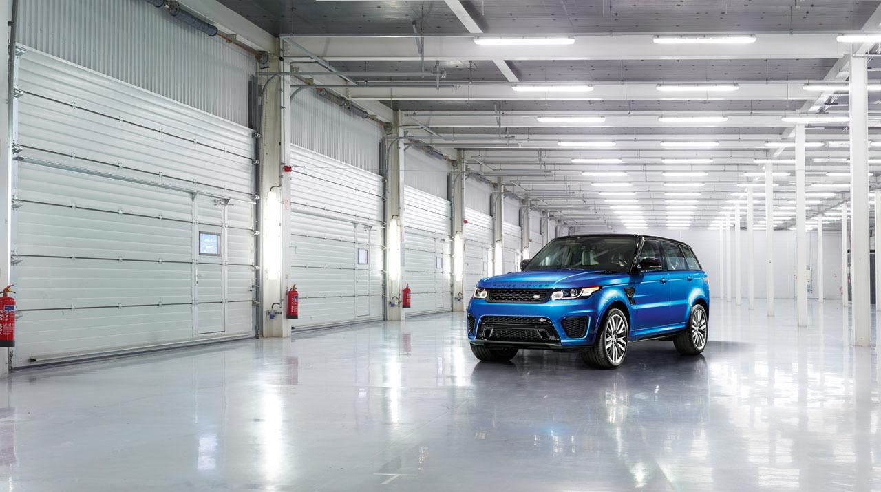 Foto de Range Rover Sport SVR (1/36)