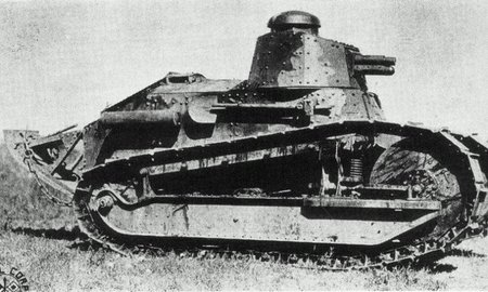 Tanque Renault FT17
