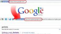 Google muda su búsqueda segura a otra dirección