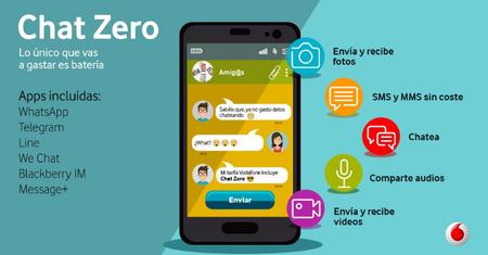 Chat Zero de Vodafone