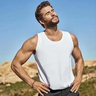 Liam Hemsworth dice 'good bye' a los fantasmas de Miley Cyrus con esta bola de demolición (Wrecking Ball)