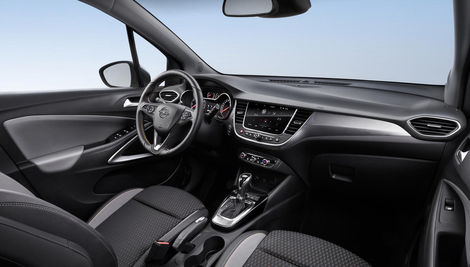 Foto de Opel Crossland X (7/11)