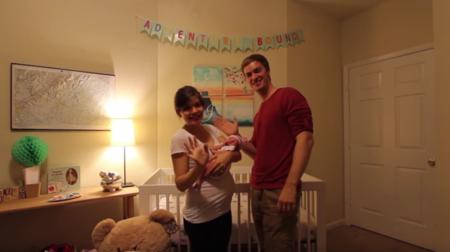 Los más divertidos time lapse de embarazo