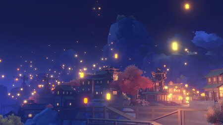 Genshin Impact Evento Linternas 02