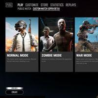 PUBG suma un modo para crear nuestras propias partidas personalizadas