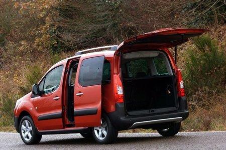 Peugeot Partner Outdoor