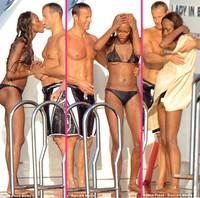 Naomi Campbell enamorada de un magnate ruso, ¿será su hombre definitivo?