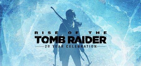 'Rise of the Tomb Raider: 20 Year Celebration' llegará próximamente a macOS