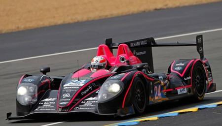 Oak Racing LMP2 Le Mans 2013 Qualifying