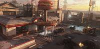 Los zombis de Call of Duty: Advanced Warfare declaran su amor por las hamburguesas