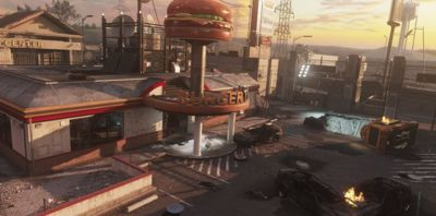 Los zombis de Call of Duty: Advanced Warfare declaran su amor por las hamburguesas