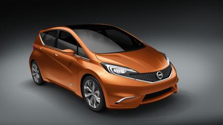 Nissan Invitation Concept, novedad en Ginebra
