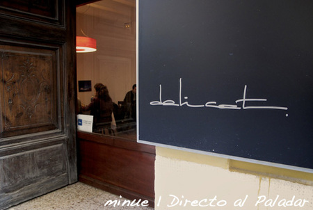 Restaurante Delicat