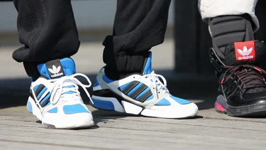 Adidas Megalizer: zapatillas para componer música con los pies