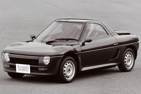 Mazda Az 550 Type B