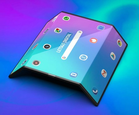 El doble pliegue del Xiaomi Mi Flex