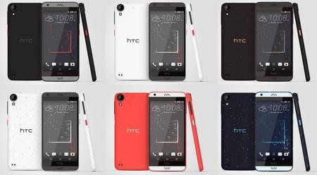HTC Desire 530 prepago Buen Fin