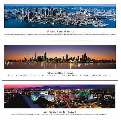 Fotografías panorámicas de ciudades (EEUU)