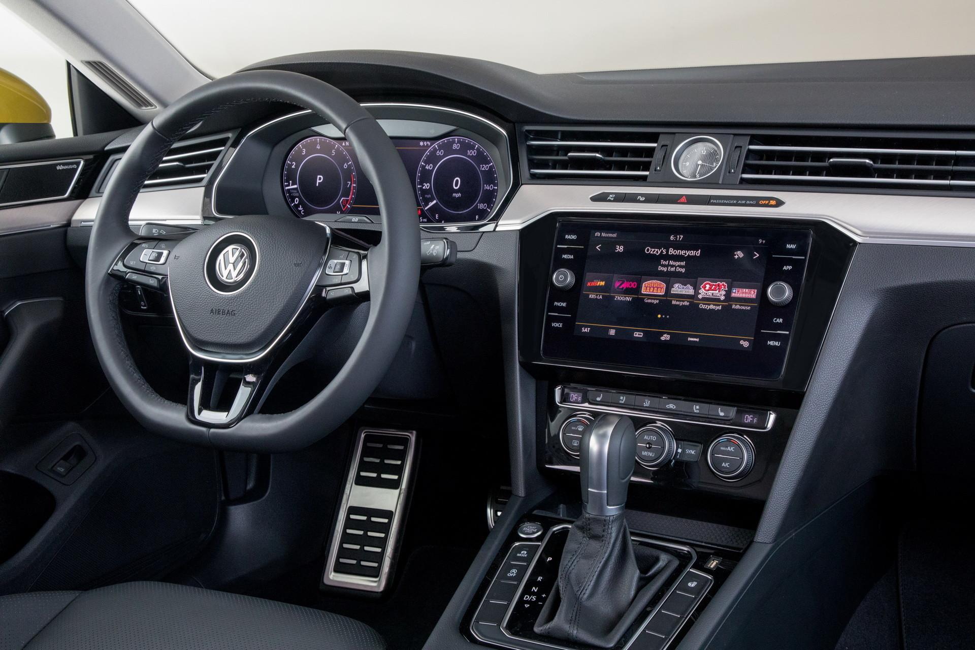 Foto de Volkswagen Arteon (EE. UU.) (7/14)