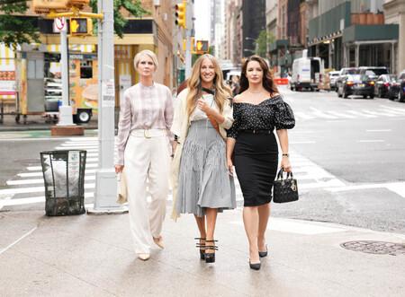 'And Just Like That': la esperada secuela de 'Sexo en Nueva York' para HBO Max desvela su primera imagen