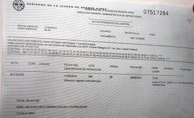 Buscamultas.com nos indica 'gratis' las notificaciones de tráfico pendientes