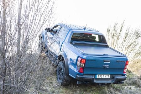 Ford Ranger Raptor 2020 Prueba 033
