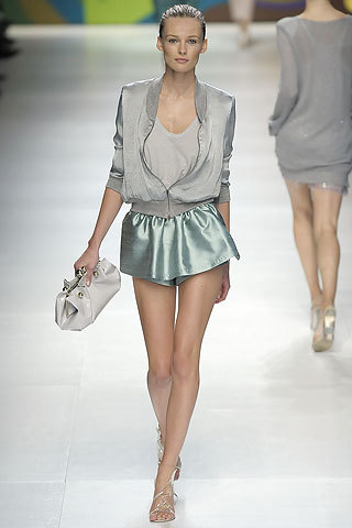 Stella McCartney en la Semana de la Moda de París primavera-verano 2009