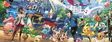 Pokémon GO comenzará el 2020 con nuevos Pokémon, el evento Eclosionatón y otras tantas sorpresas