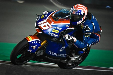 Joe Roberts Catar Moto2 2020