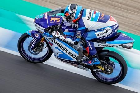 Rodrigo Moto3 Jerez 2020