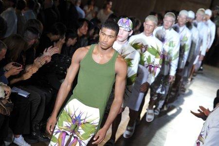 Lo mejor de la Semana de la Moda de París,  Primavera-Verano 2012 (I)