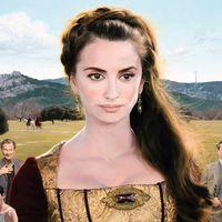'La reina de España' tiene un póster... diferente
